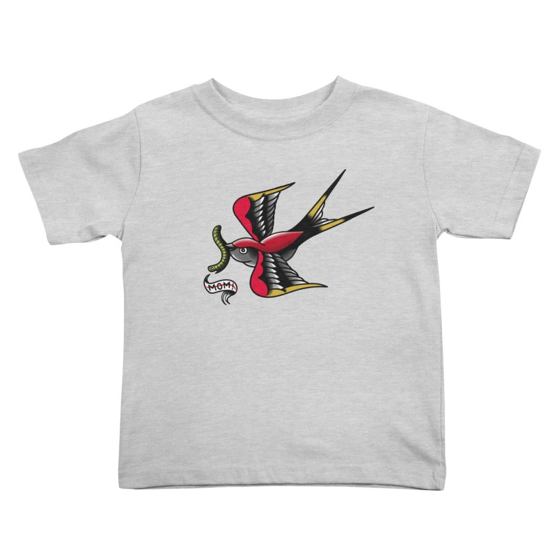 Swallow! Don't! Kids Toddler T-Shirt by biernatt's Artist Shop