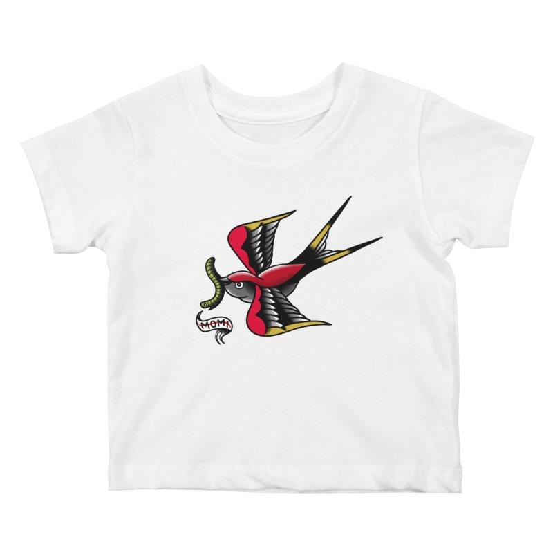 Swallow! Don't! Kids Baby T-Shirt by biernatt's Artist Shop