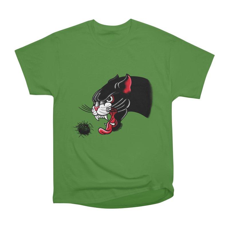 Furball fury Women's Classic Unisex T-Shirt by biernatt's Artist Shop