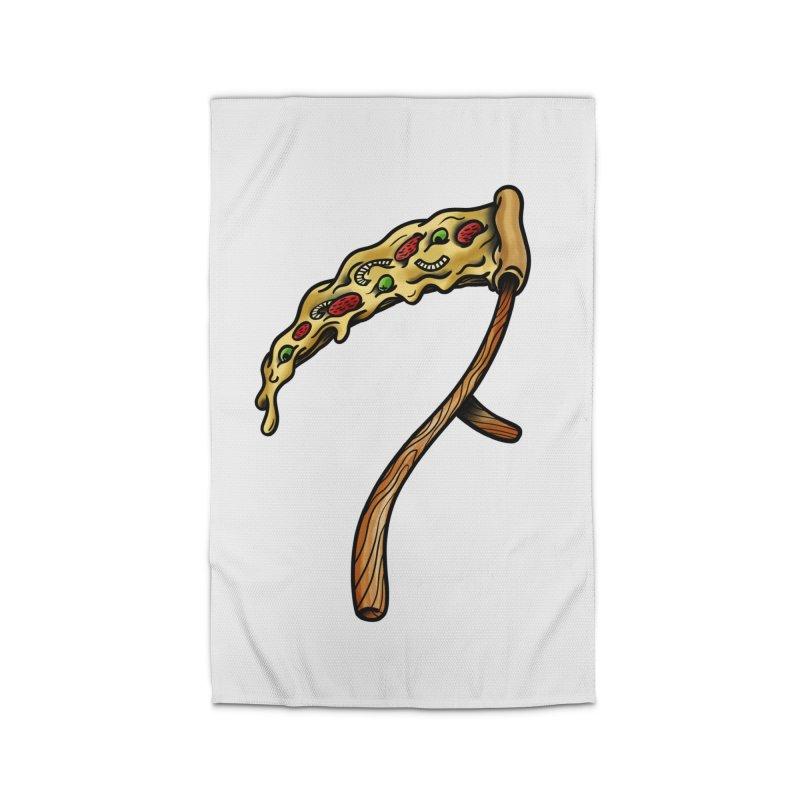Slice & die Home Rug by biernatt's Artist Shop