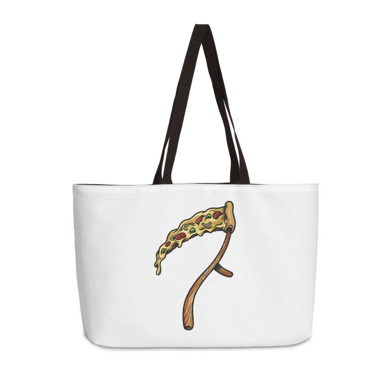 Slice & die Accessories Weekender Bag Bag by biernatt's Artist Shop