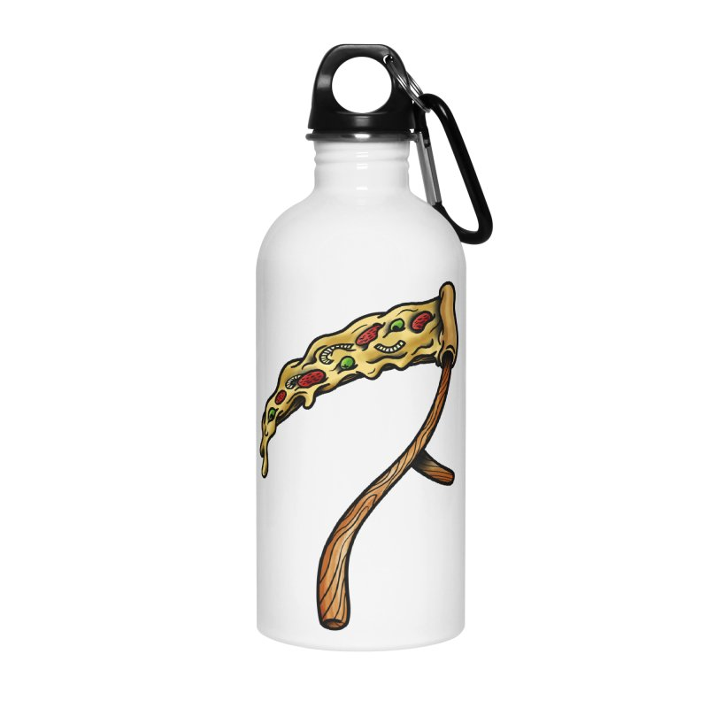 Slice & die Accessories Water Bottle by biernatt's Artist Shop