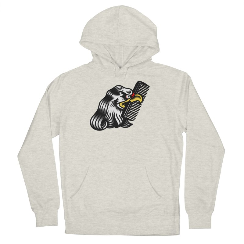 Boldly not bald Men's Pullover Hoody by biernatt's Artist Shop