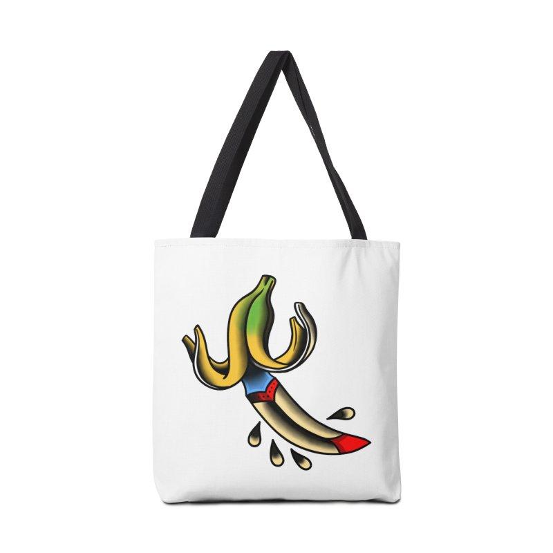 Banaknife Accessories Bag by biernatt's Artist Shop
