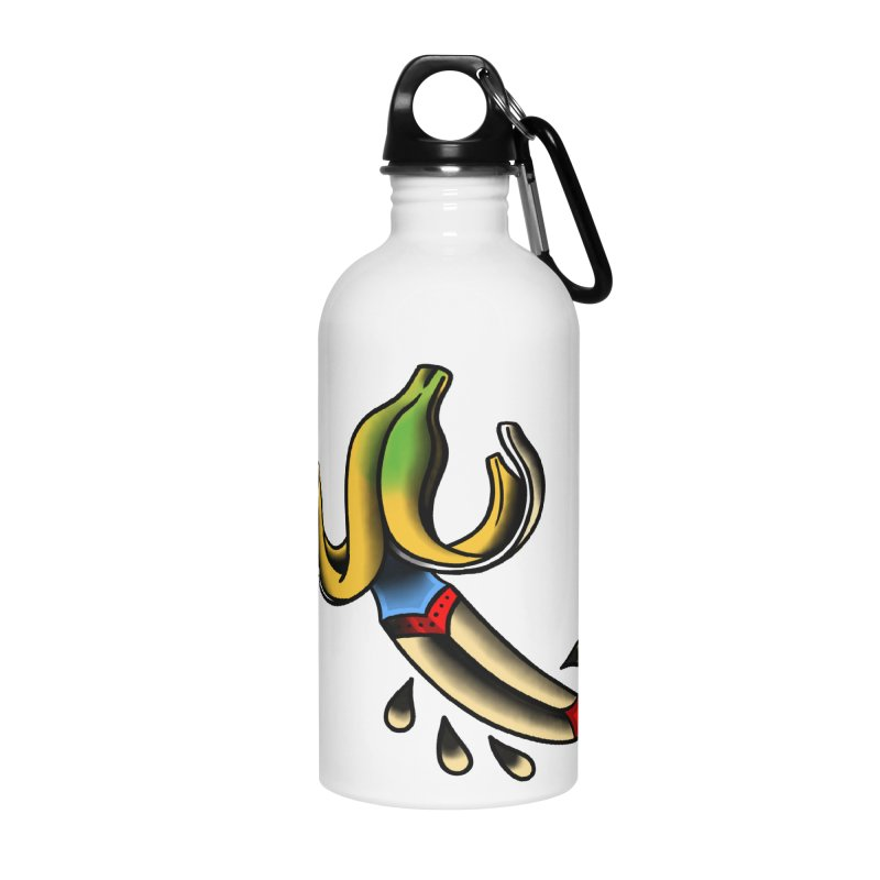 Banaknife Accessories Water Bottle by biernatt's Artist Shop