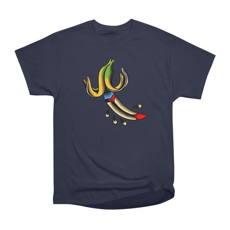 Banaknife Women's Heavyweight Unisex T-Shirt by biernatt's Artist Shop