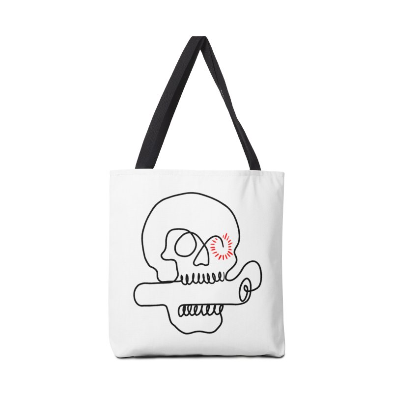 Boom! Accessories Bag by biernatt's Artist Shop