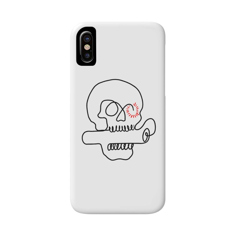Boom! Accessories Phone Case by biernatt's Artist Shop