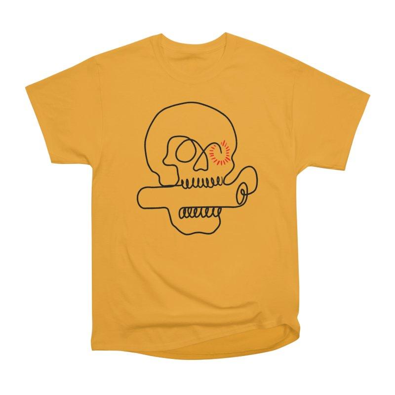 Boom! Women's Classic Unisex T-Shirt by biernatt's Artist Shop