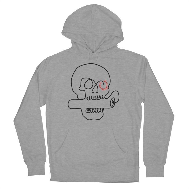 Boom! Women's French Terry Pullover Hoody by biernatt's Artist Shop