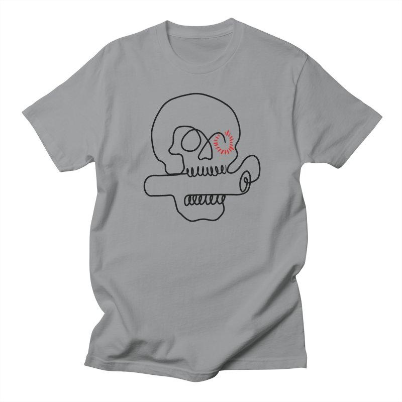 Boom! Men's T-Shirt by biernatt's Artist Shop