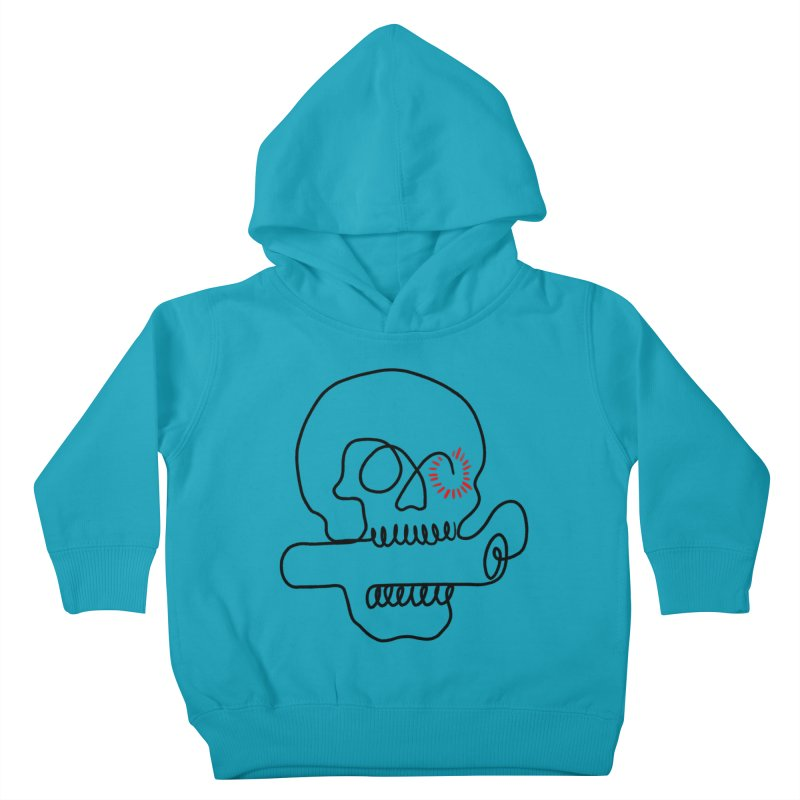 Boom! Kids Toddler Pullover Hoody by biernatt's Artist Shop