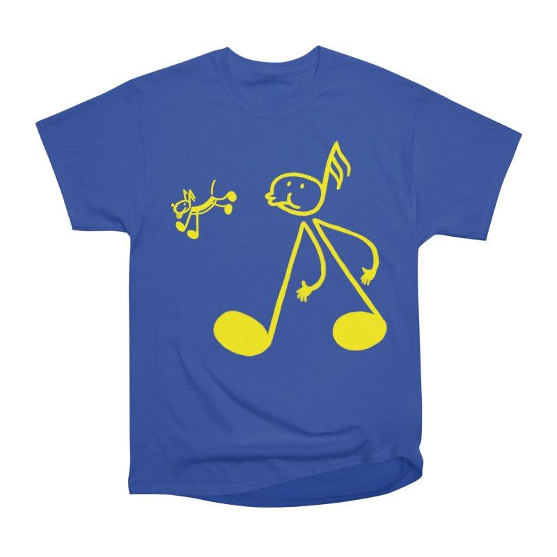 Whistle walker Men's Classic T-Shirt by biernatt's Artist Shop