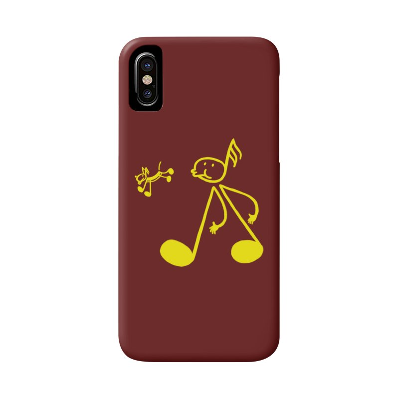 Whistle walker Accessories Phone Case by biernatt's Artist Shop