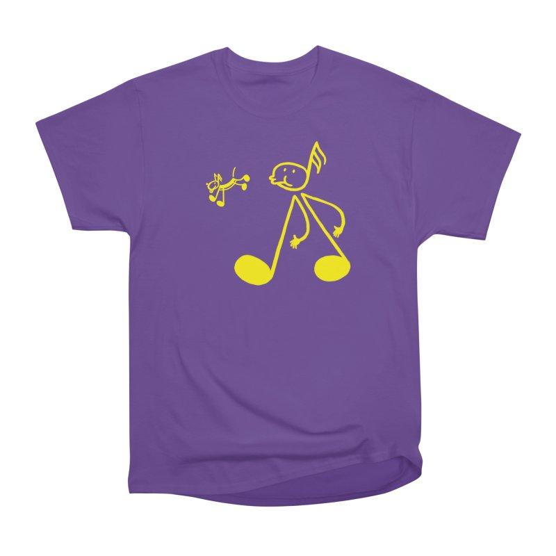 Whistle walker Men's Heavyweight T-Shirt by biernatt's Artist Shop