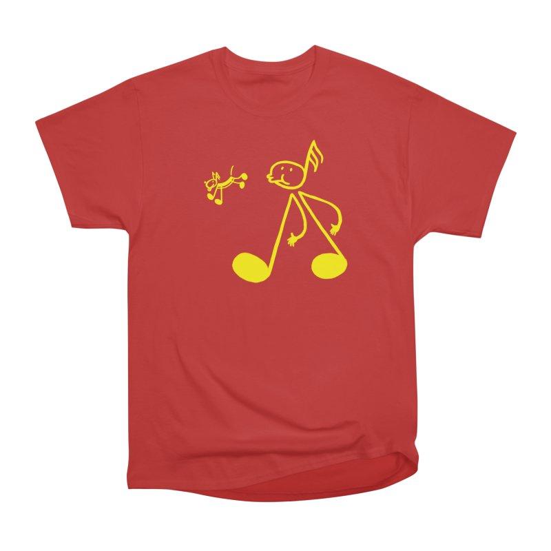 Whistle walker Women's Heavyweight Unisex T-Shirt by biernatt's Artist Shop