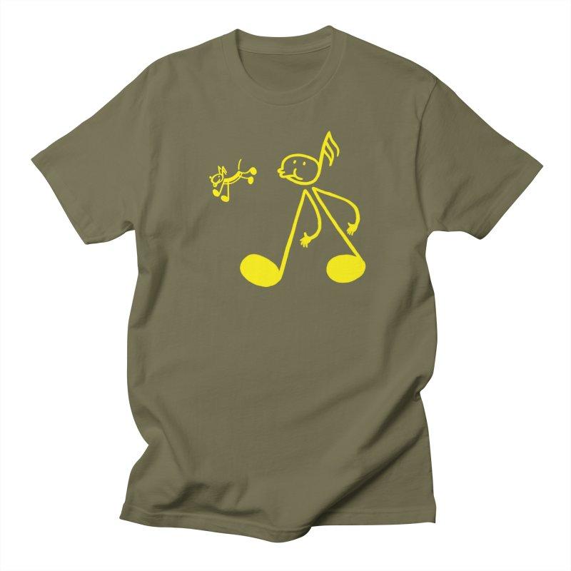 Whistle walker Men's Regular T-Shirt by biernatt's Artist Shop