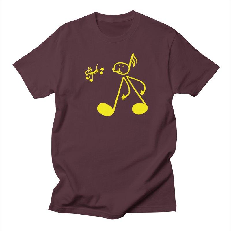Whistle walker Women's Regular Unisex T-Shirt by biernatt's Artist Shop
