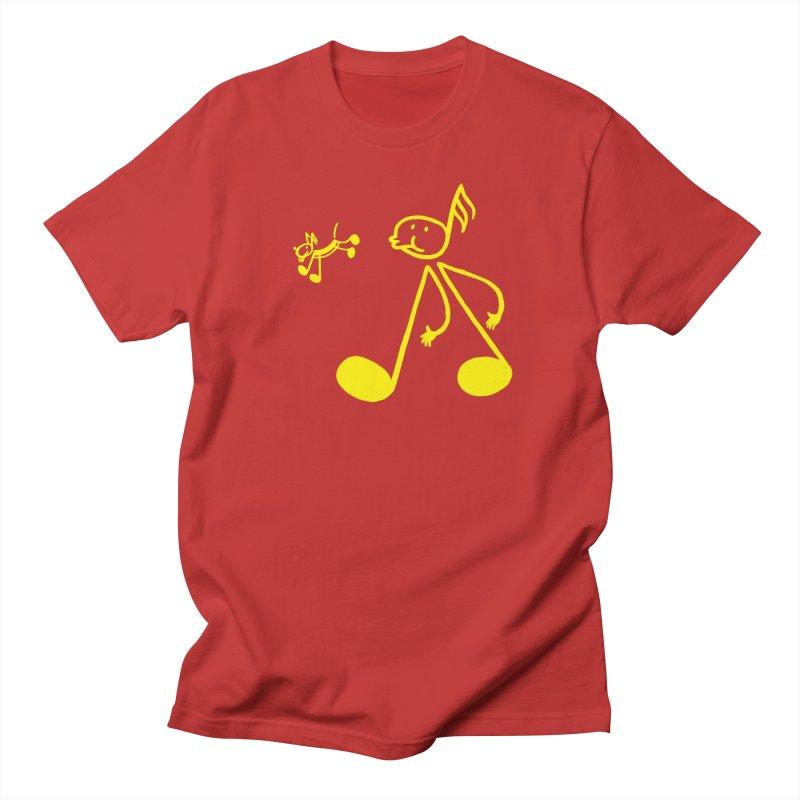 Whistle walker Men's T-Shirt by biernatt's Artist Shop
