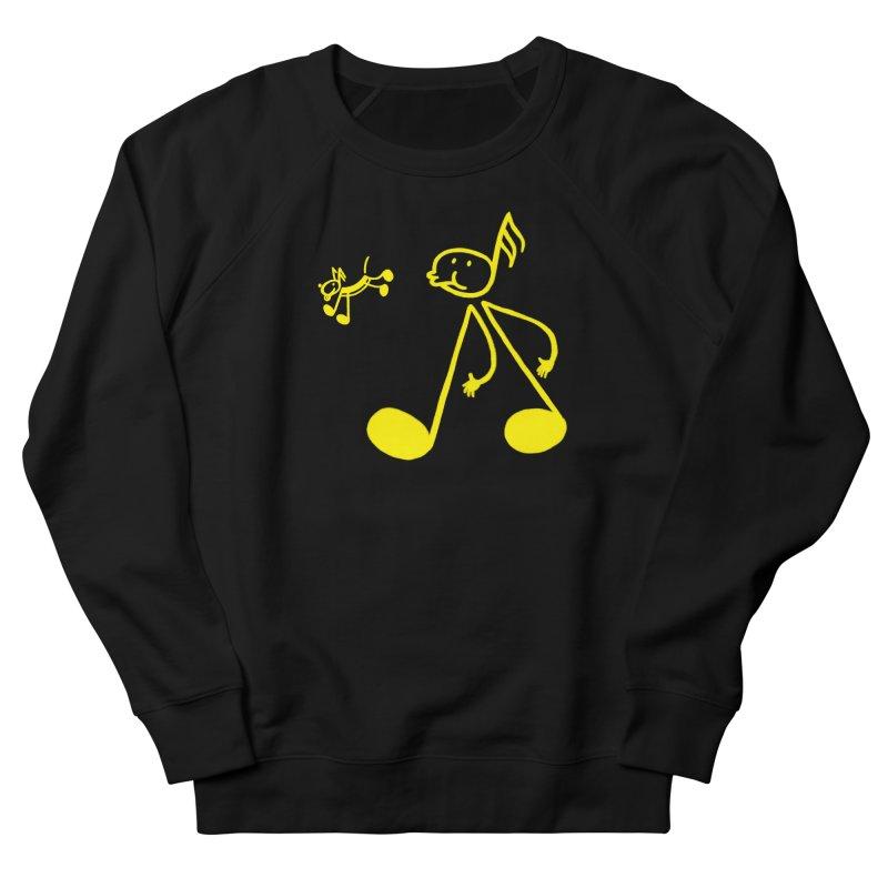 Whistle walker Men's French Terry Sweatshirt by biernatt's Artist Shop