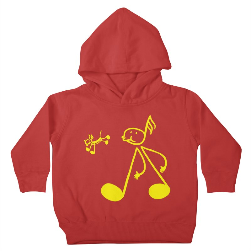 Whistle walker Kids Toddler Pullover Hoody by biernatt's Artist Shop