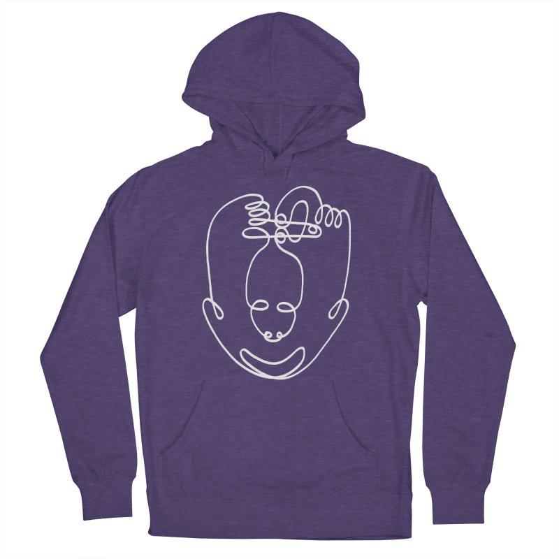 Busy hands idle mind 2 Women's Pullover Hoody by biernatt's Artist Shop