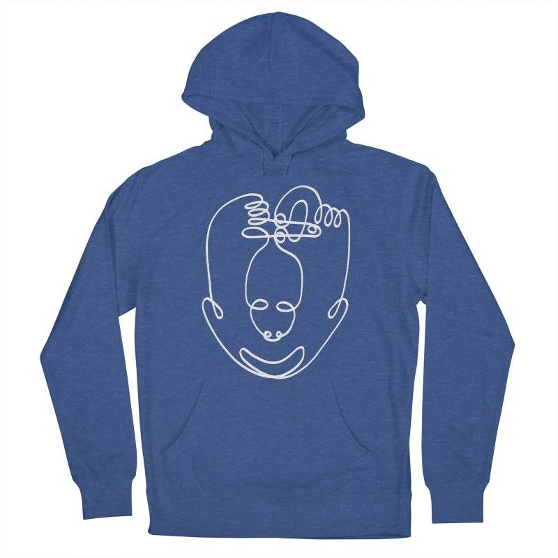 Busy hands idle mind 2 Men's Pullover Hoody by biernatt's Artist Shop
