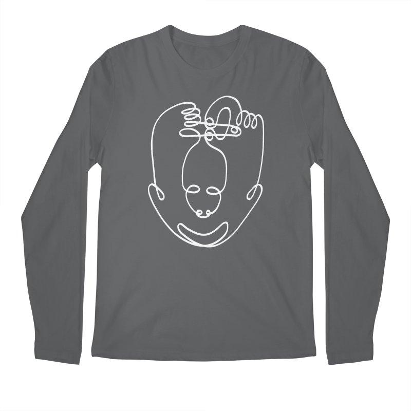 Busy hands idle mind 2 Men's Longsleeve T-Shirt by biernatt's Artist Shop