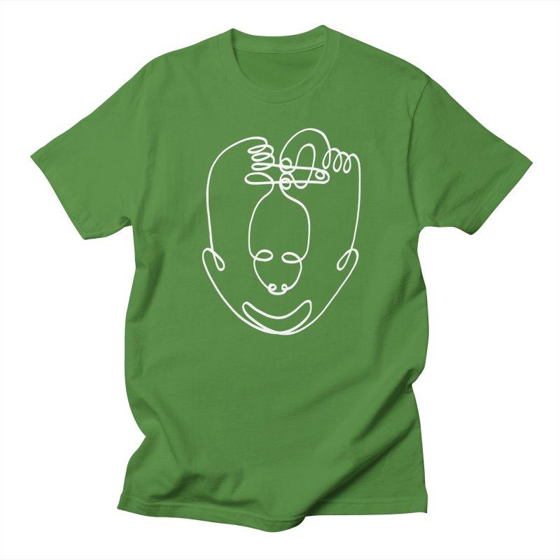 Busy hands idle mind 2 Men's Regular T-Shirt by biernatt's Artist Shop