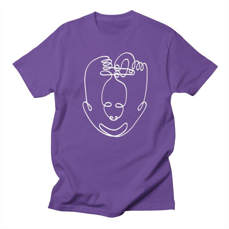 Busy hands idle mind 2 Men's T-Shirt by biernatt's Artist Shop