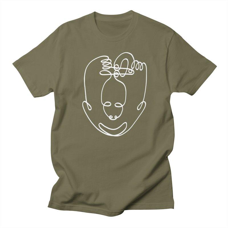 Busy hands idle mind 2 Women's Unisex T-Shirt by biernatt's Artist Shop
