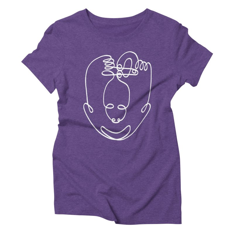 Busy hands idle mind 2 Women's Triblend T-Shirt by biernatt's Artist Shop