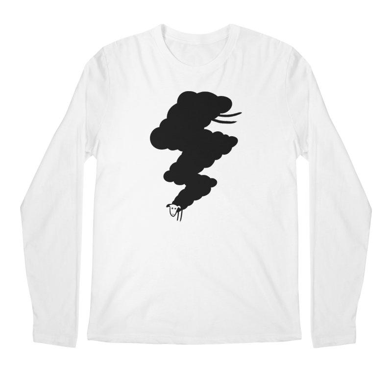 Minor BolT Men's Regular Longsleeve T-Shirt by biernatt's Artist Shop