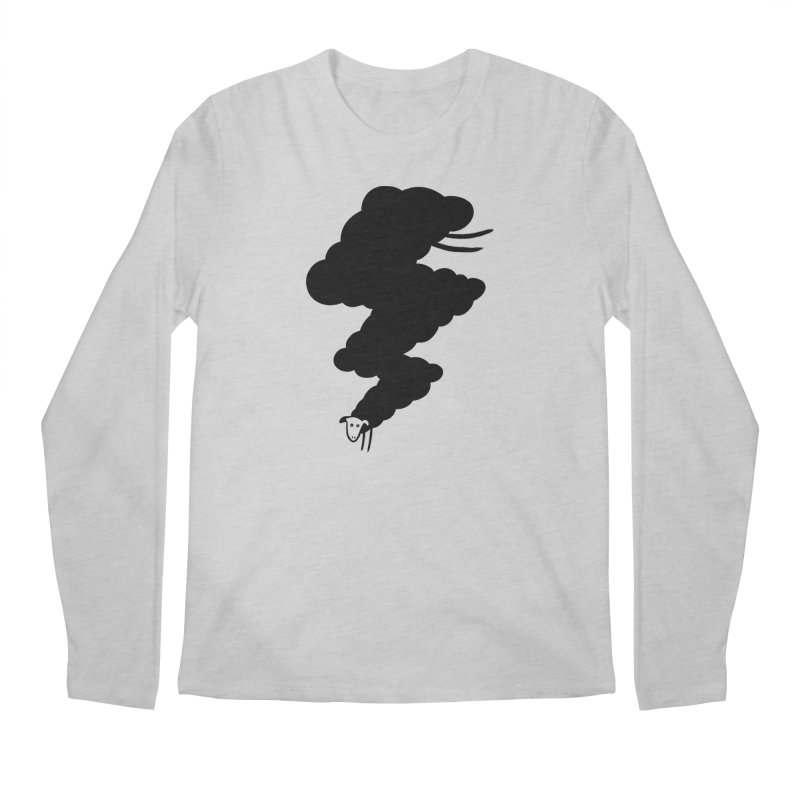 Minor BolT Men's Regular Longsleeve T-Shirt by biernatt's Artist Shop