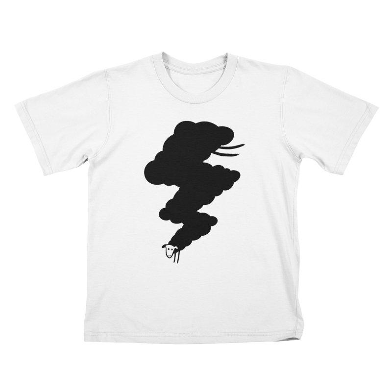 Minor BolT Kids T-Shirt by biernatt's Artist Shop