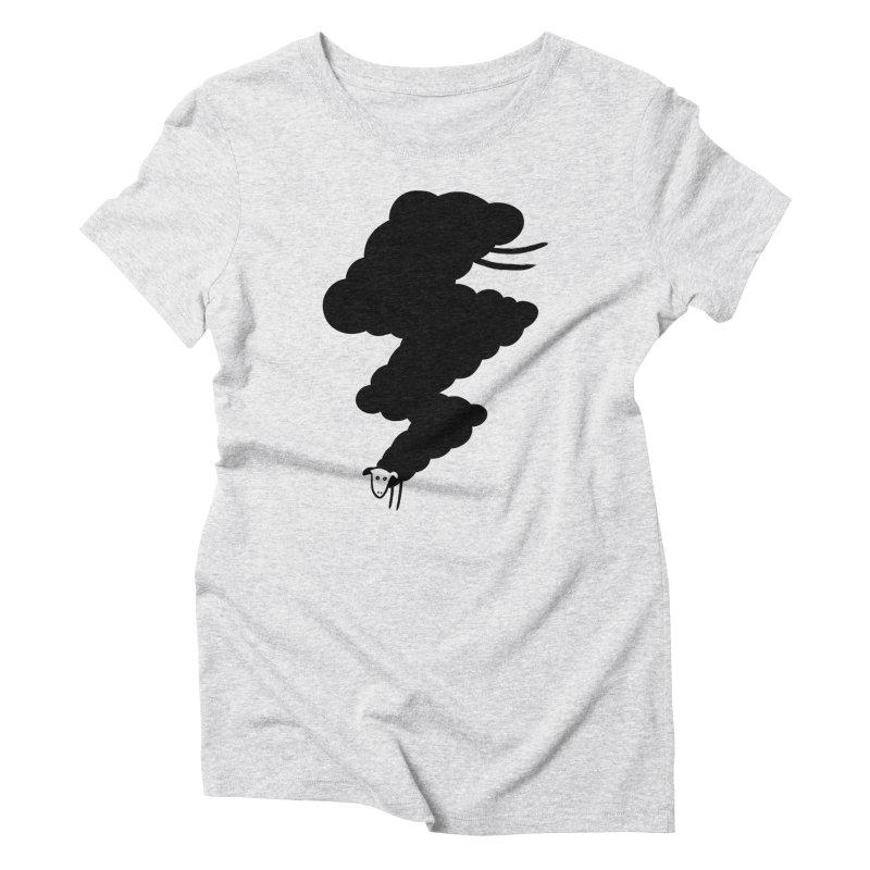 Minor BolT Women's Triblend T-Shirt by biernatt's Artist Shop