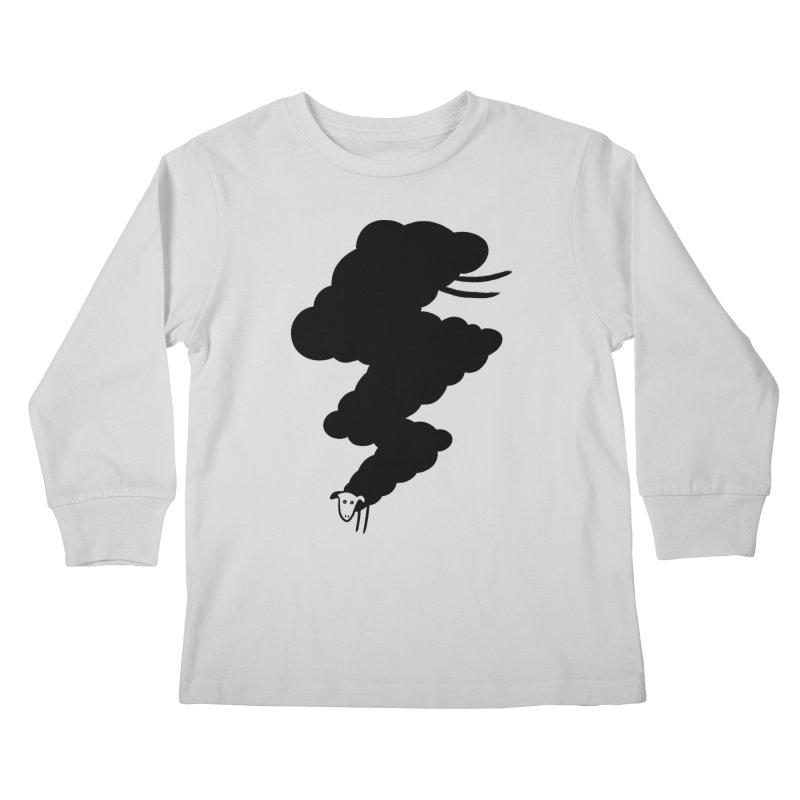 Minor BolT Kids Longsleeve T-Shirt by biernatt's Artist Shop