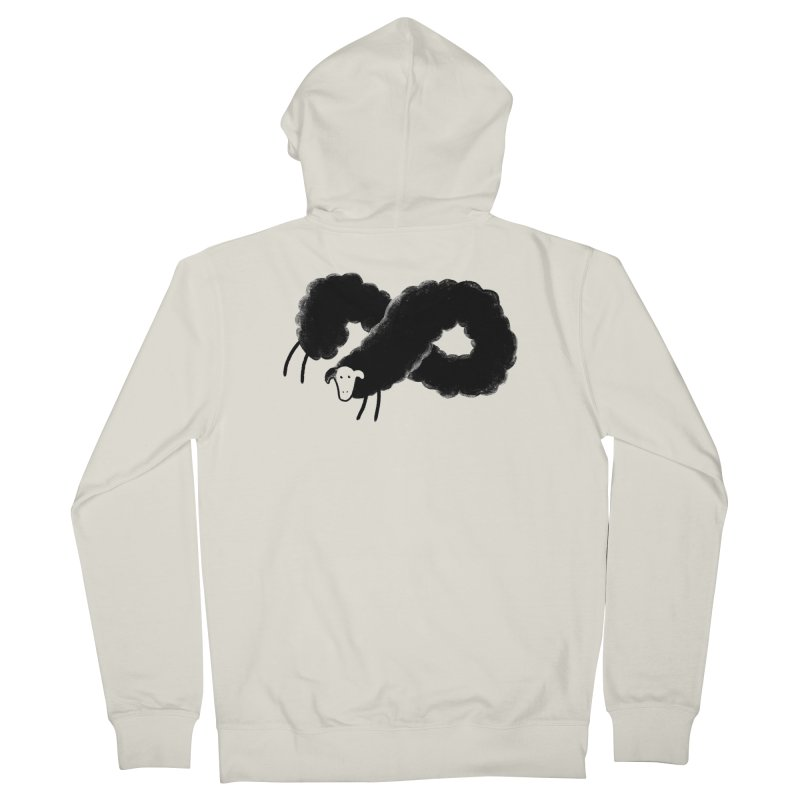 Minor infiniT Men's Zip-Up Hoody by biernatt's Artist Shop