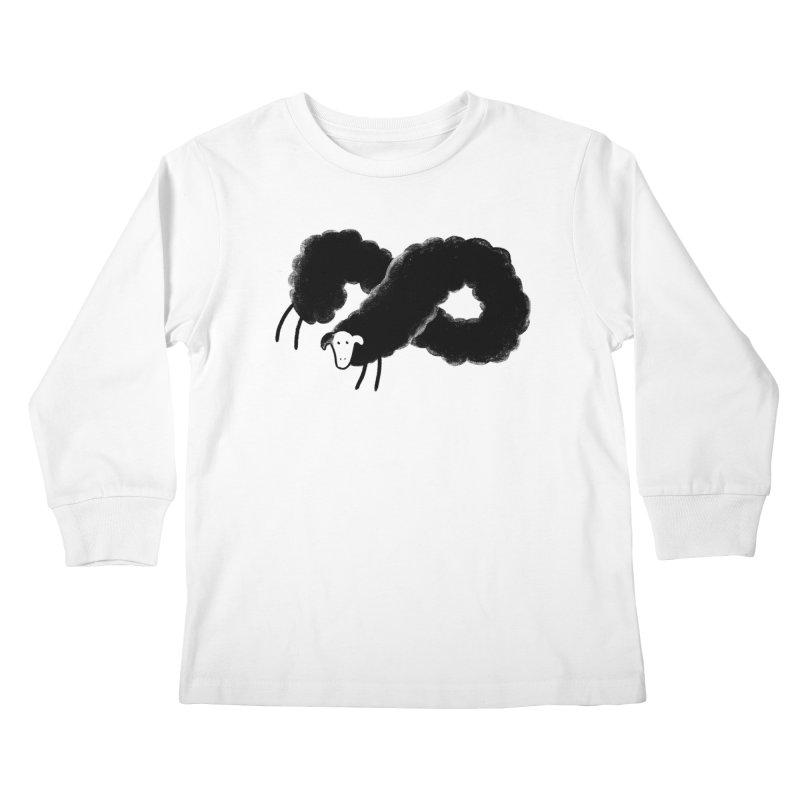 Minor infiniT Kids Longsleeve T-Shirt by biernatt's Artist Shop