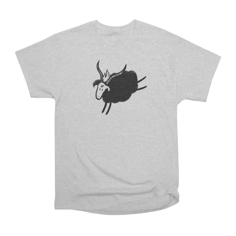 Minor baaphomeT Men's Heavyweight T-Shirt by biernatt's Artist Shop