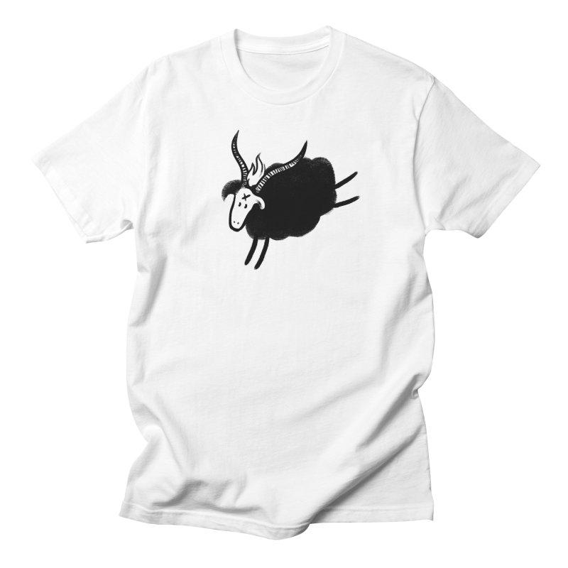 Minor baaphomeT Women's Regular Unisex T-Shirt by biernatt's Artist Shop