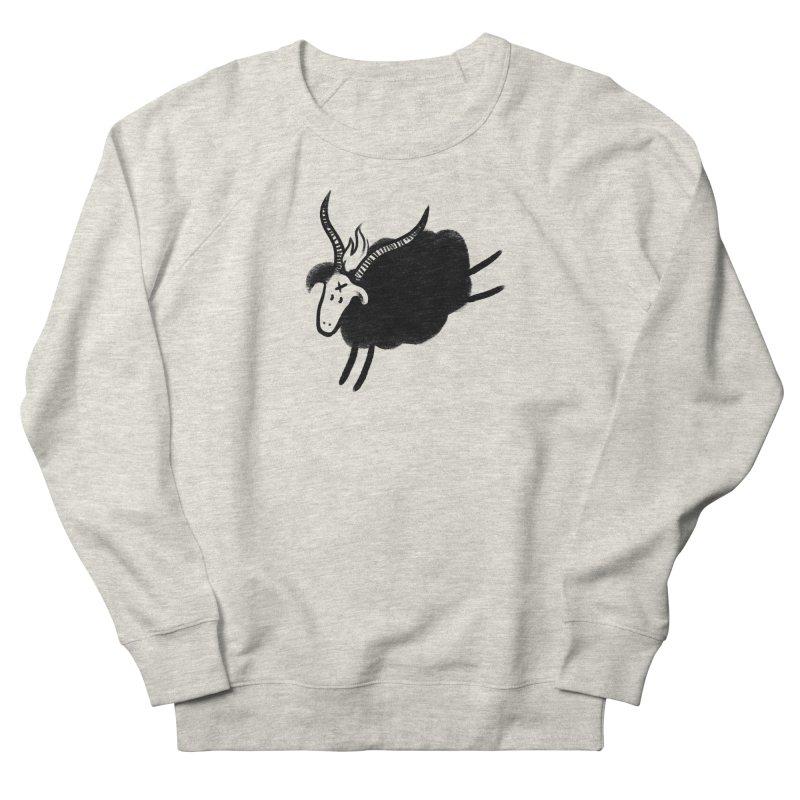 Minor baaphomeT Women's Sweatshirt by biernatt's Artist Shop