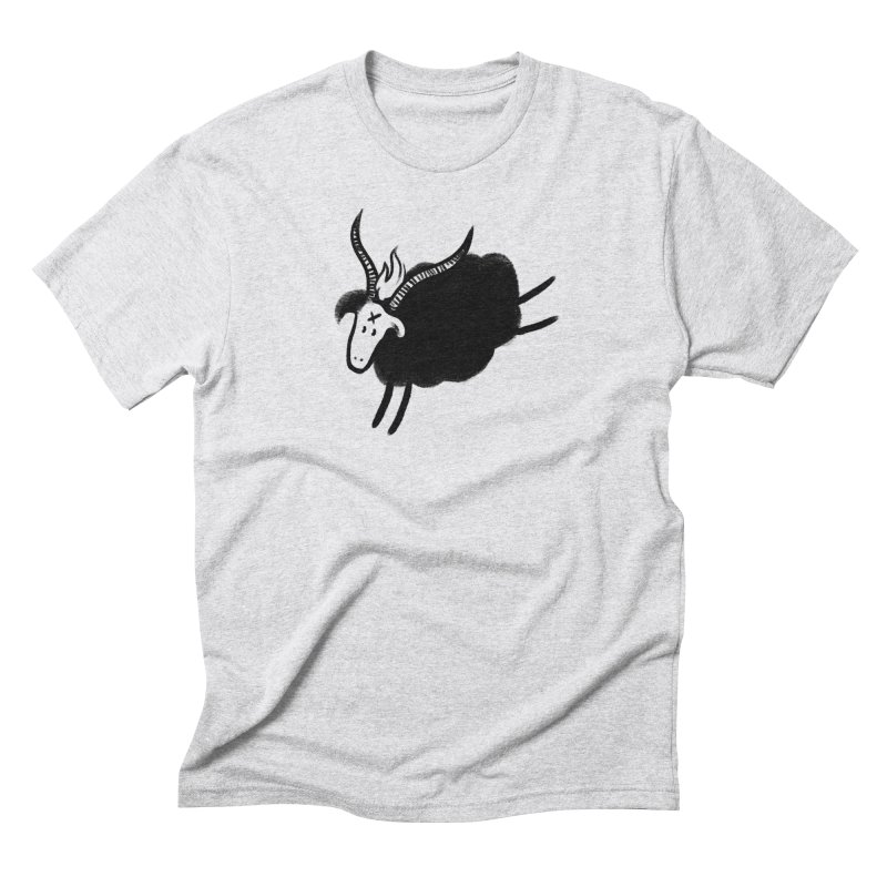 Minor baaphomeT Men's Triblend T-Shirt by biernatt's Artist Shop