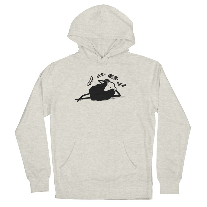 Minor skaTe Women's French Terry Pullover Hoody by biernatt's Artist Shop