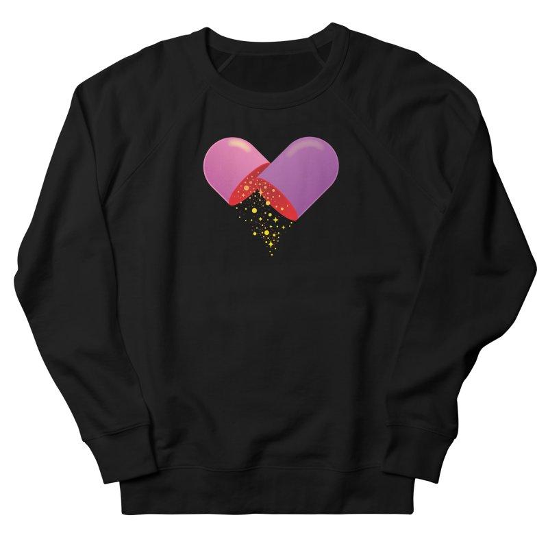 Take the feel pill Women's Sweatshirt by biernatt's Artist Shop