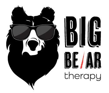 bigbeartherapy's Artist Shop Logo