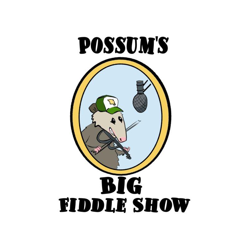 @BigFiddleShow Logo Men's T-Shirt by bigfiddleshow's Artist Shop