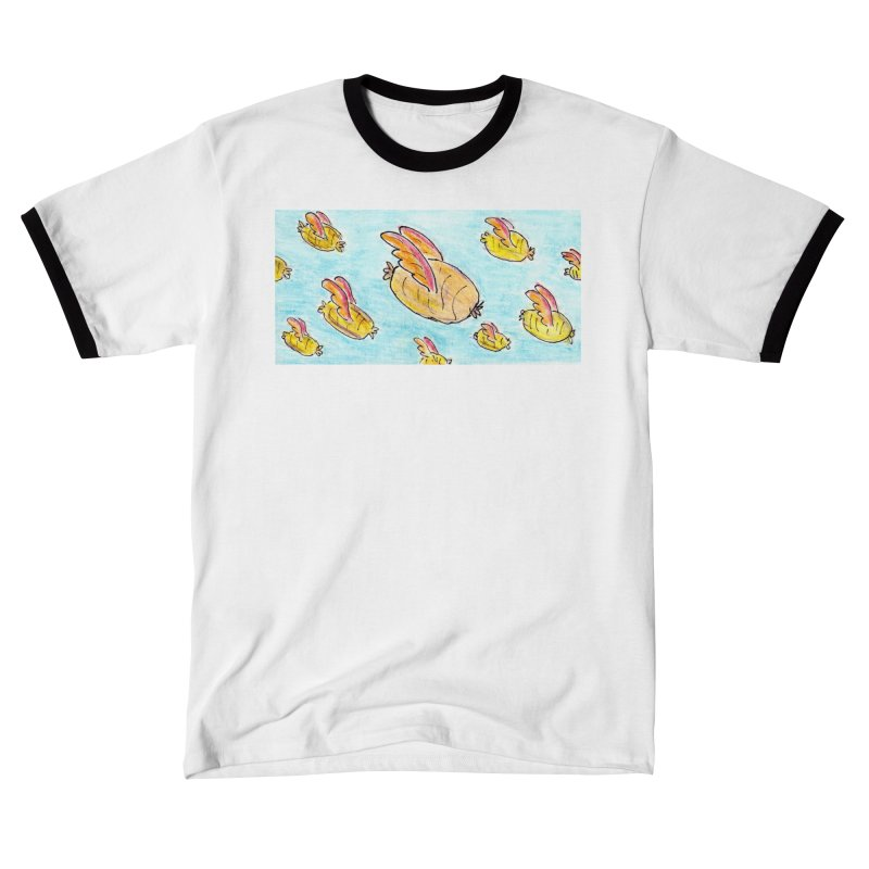 The Great Haggis Migration of 1909 Women's T-Shirt by bigfiddleshow's Artist Shop