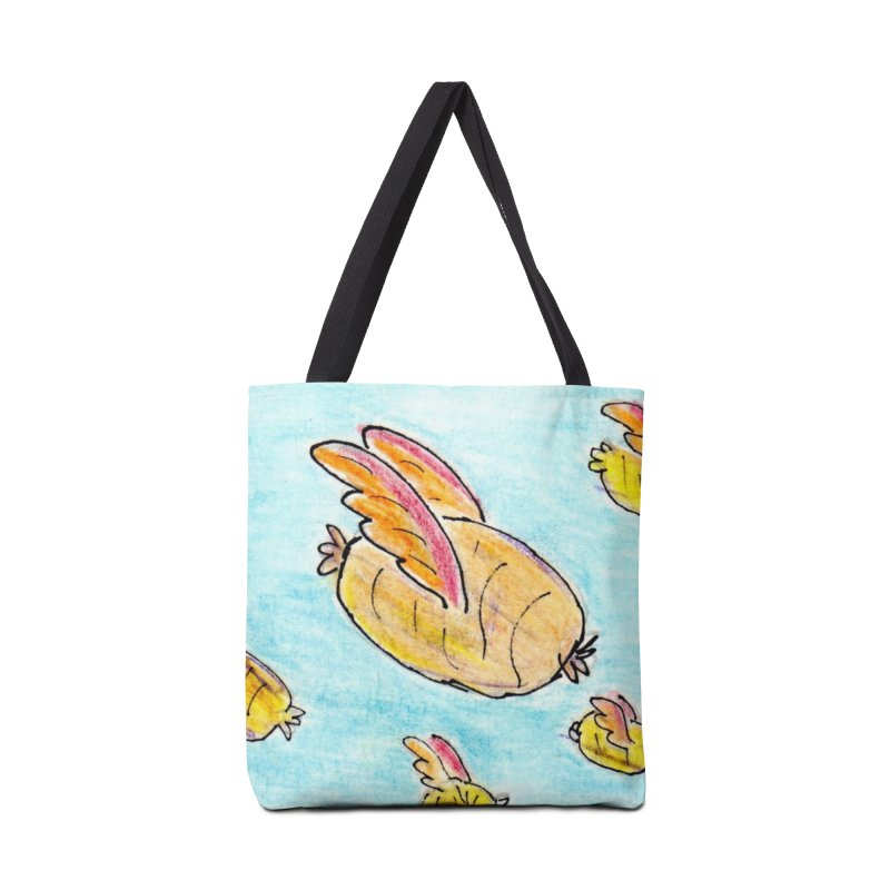 The Great Haggis Migration of 1909 Accessories Bag by bigfiddleshow's Artist Shop