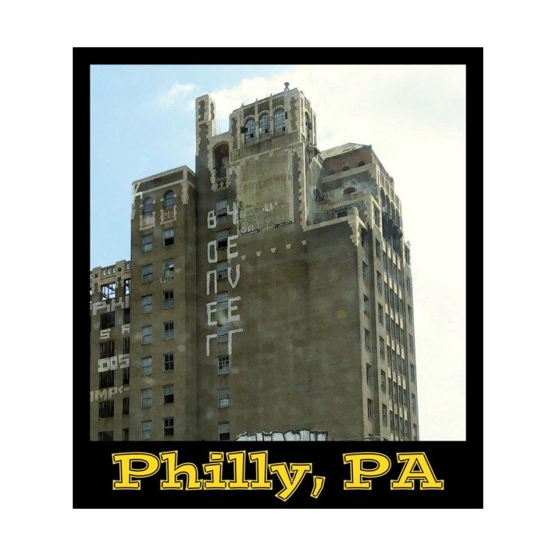 Philadelphia (Boner 4Ever) Accessories Bag by bigfiddleshow's Artist Shop